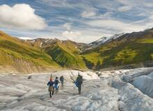 Root Glacier Hike