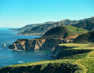 Big Sur, Californie