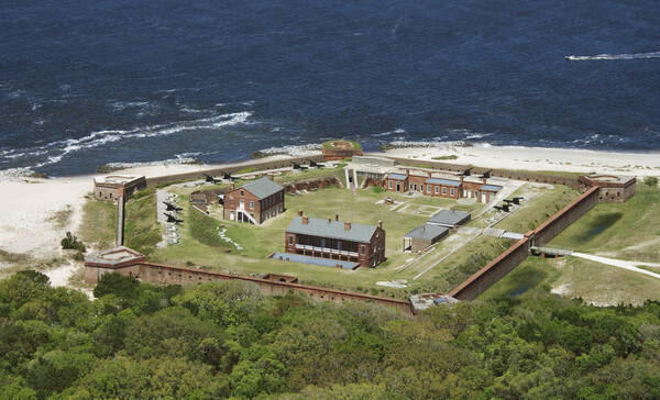 Fort Clinch SP