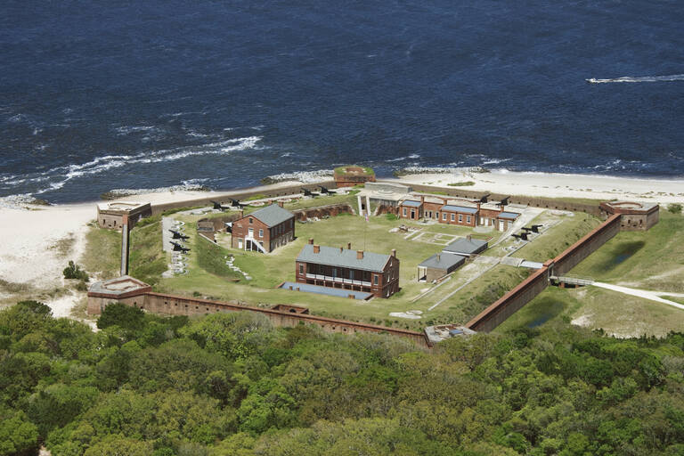 Amelia Island Fort Clinch