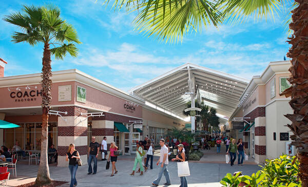 Orlando shoppping mall Orlando Premium Outlets