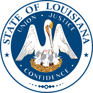 Seal Louisiana