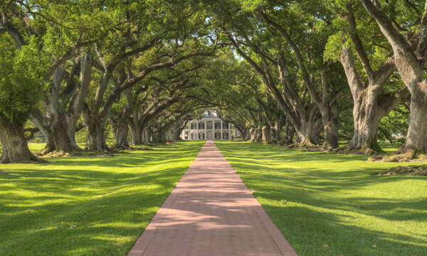 Oak Alley Plantation, Vacherie