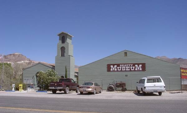 Beatty Museum, Beatty Nevada