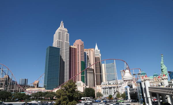 New York, New York is een hotel in Las Vegas