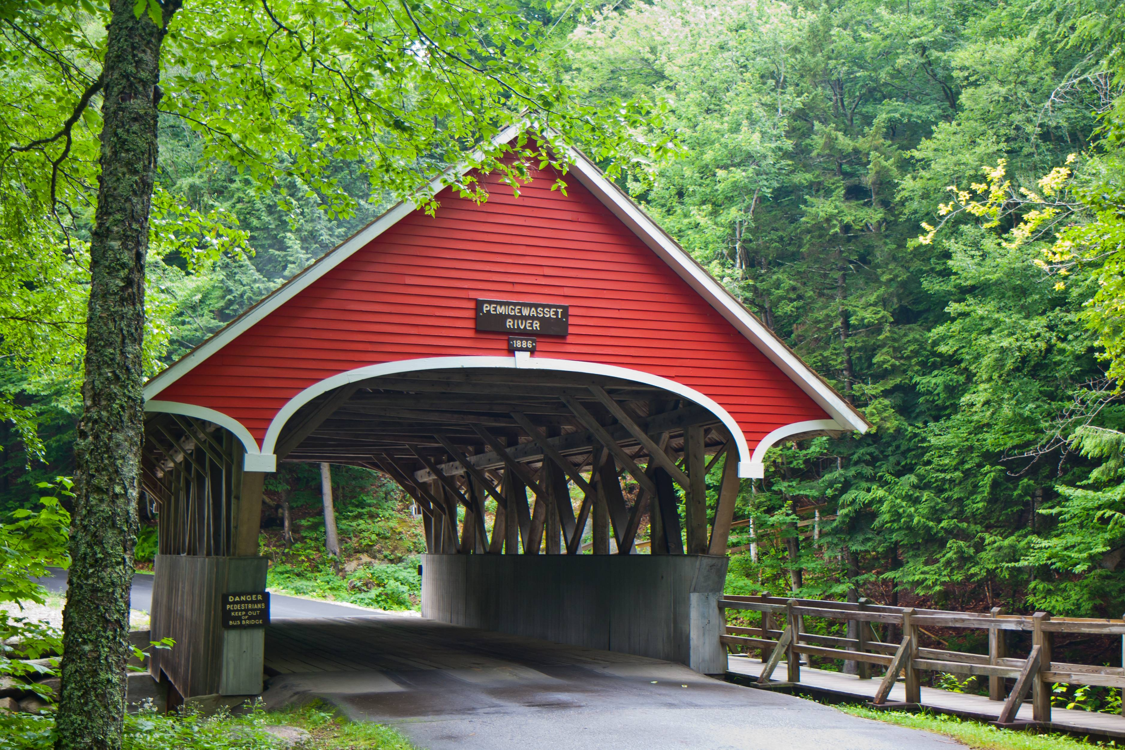 Covered Bridge New Hampshire
