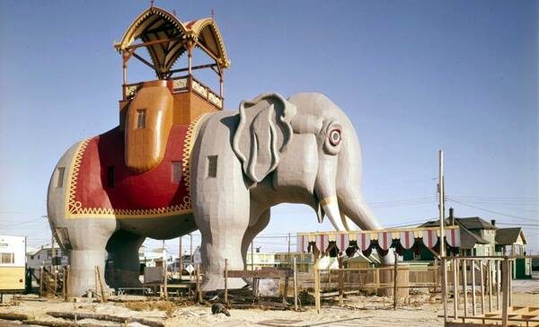 Lucy the Margate Elephant, Margate City