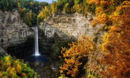 Taughannock Falls State Park