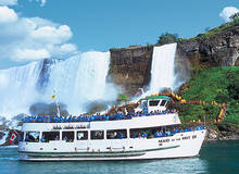 maid of the mist boottocht niagara falls