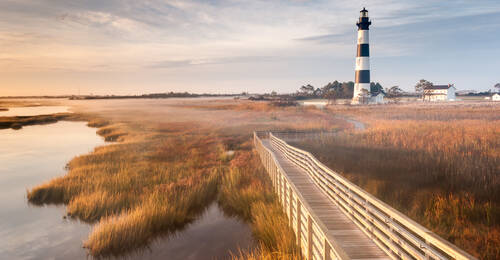 'Bodie Island, Outer Banks'