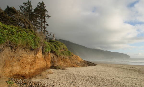 Cape Lookout in Oregon