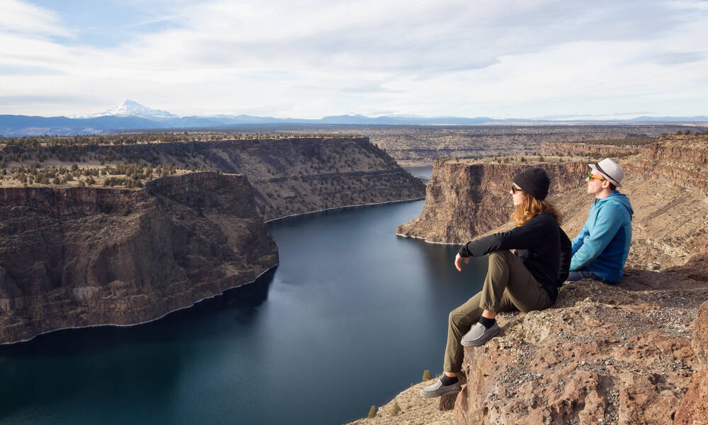 Cove Palisades State Park, Oregon