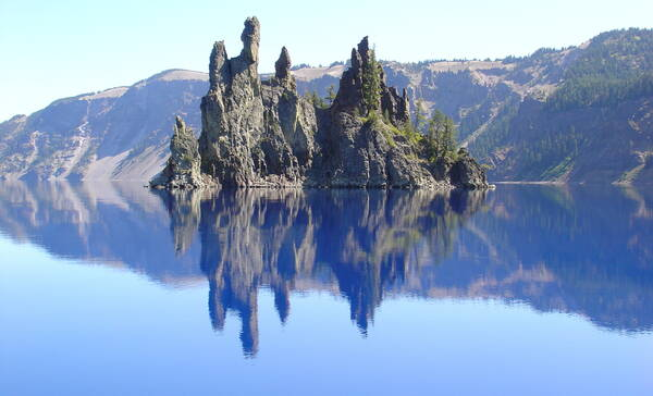 Bezienswaardigheden Crater Lake, Oregon