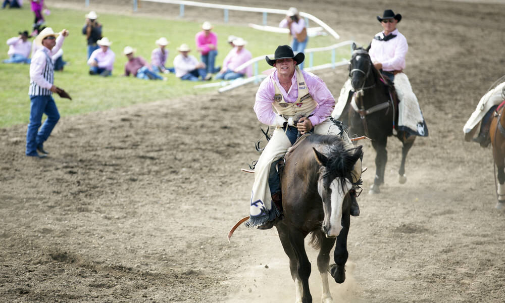 Rodeo in Pendleton, Oregon