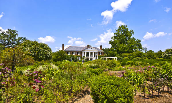 Boone Hall Plantation South Carolina