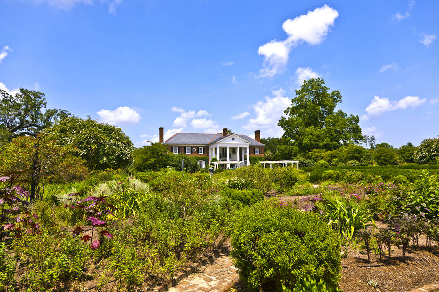 Charleston, Boone Hall