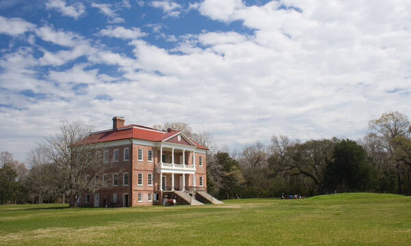 Drayton Hall South Carolina