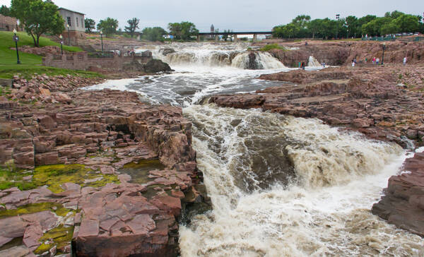 Sioux Falls Park, Sioux Falls, South Dakota