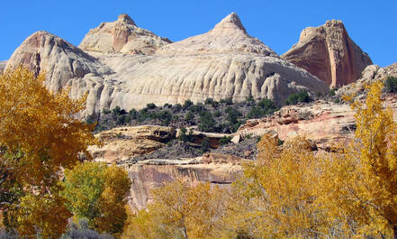 Capitol Reef Dome
