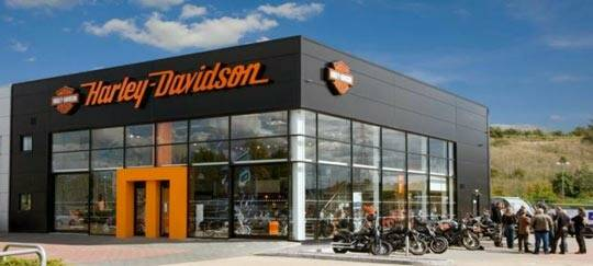 Harley Dealer