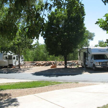 Campings in West-Amerika