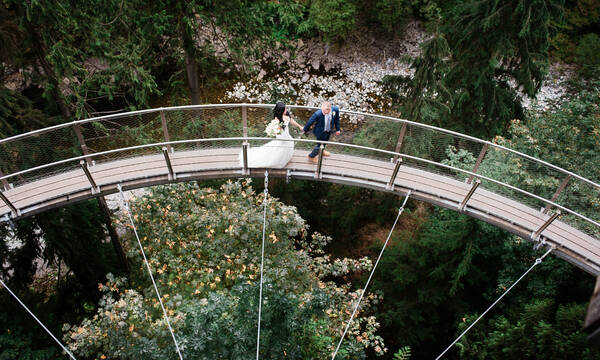 Capilano Suspension Bridge Park, North Vancouver