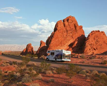 Campervakantie in Amerika