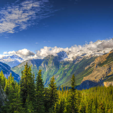 British Columbia, Mount Robson Provincial Park