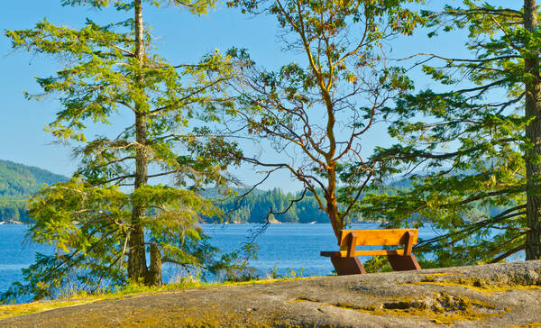 Saltery Bay, British Columbia