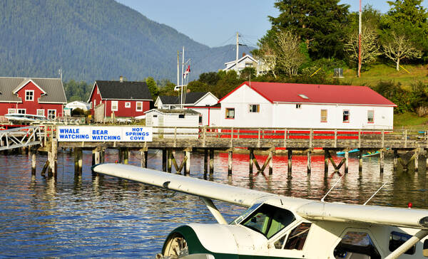 Tours naar Hot Springs Cove Tofino