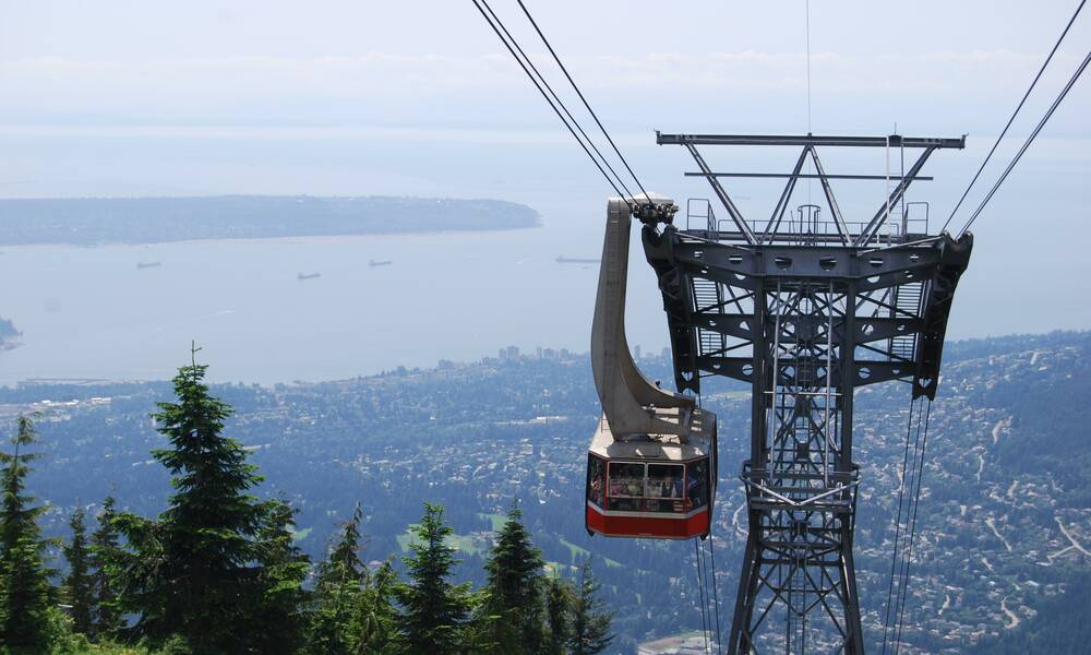 Grouse Mountain, Vancouver