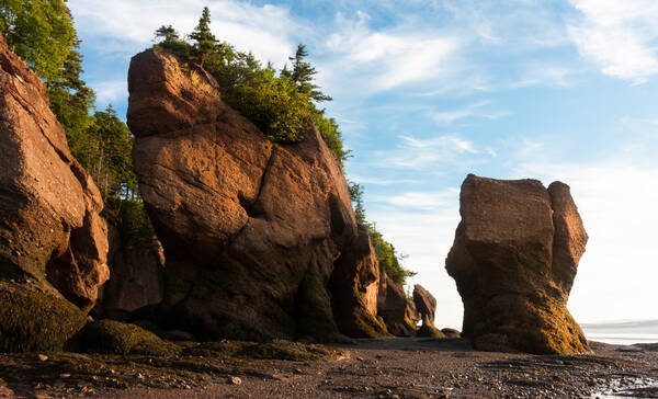 Fundy National Park New Brunswick