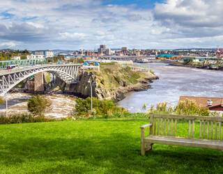Saint John New Brunswick