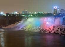 Light Up The Falls Dinner