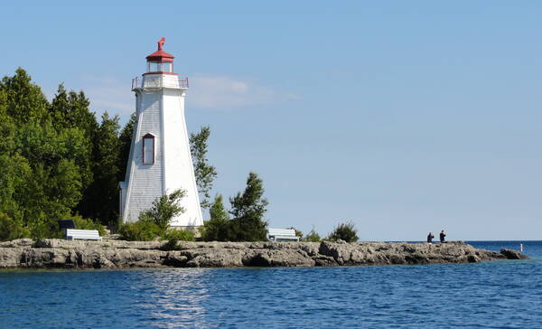 Big Tub Lighthouse, Tobermory Ontario