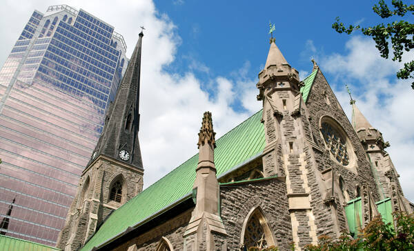Christ Church Cathedral, Montreal