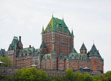 Rondleiding Chateau Frontenac