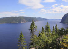 Het spectaculaire Fjord Saguenay