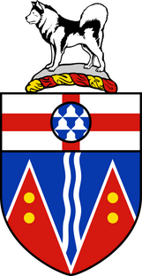 Coat of Arms Yukon