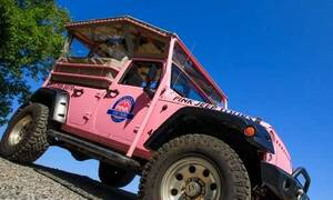 Pink Jeep Roaring Fork Tour