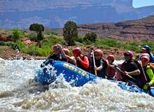 Colorado River Raft