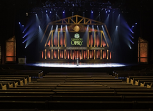 Nashville muziekstad grand old opry