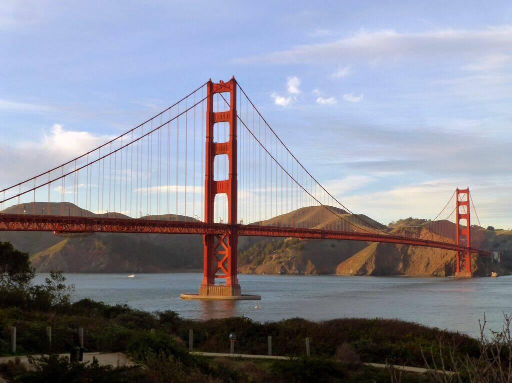 Excursies Bij San Francisco Californie