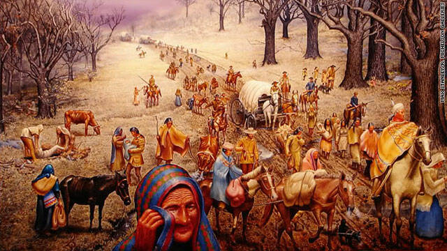 Cherokee Trail of Tears