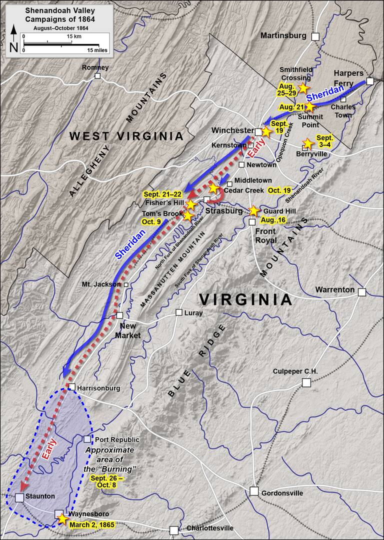 Shenandoah Valley Campaigns