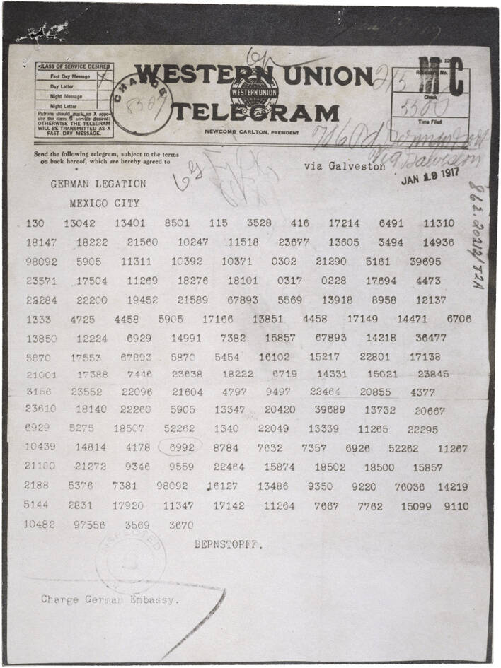 Zimmermanntelegram