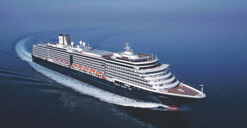 New England Cruise van Holland America Line