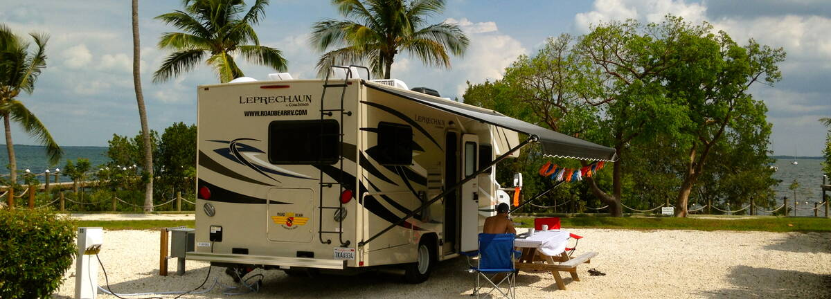 Camperreizen Florida