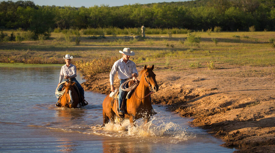 Texas Wildcatter Ranch